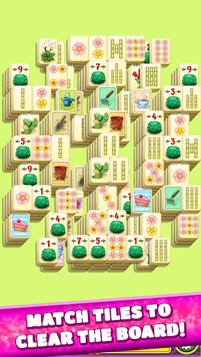Mahjong Spring Flower Garden screenshots 13