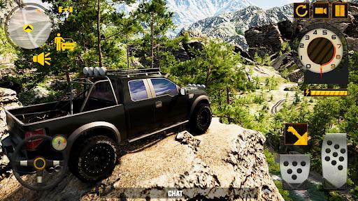 Offroad Car Simulator 2021 Multiplayer  screenshots 3
