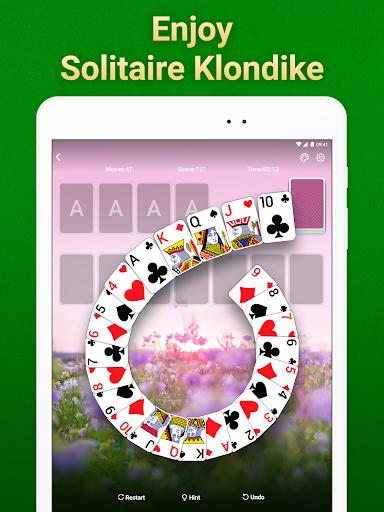 Solitaire Klondike: card games Apkfinish screenshots 13