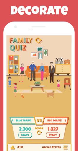 Happy Family Quiz 4.5 screenshots 2