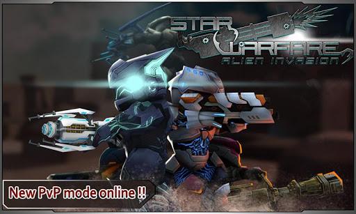 Star Warfare:Alien Invasion HD  screenshots 1