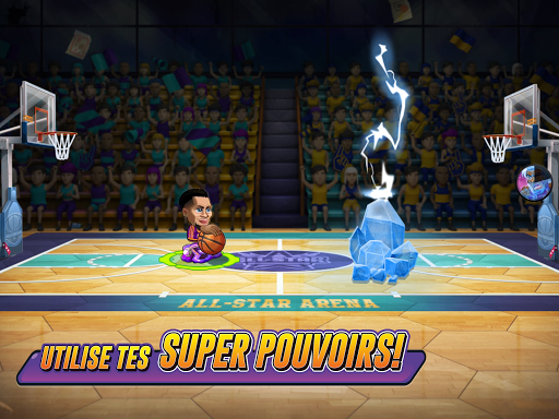 Code Triche Basketball Arena (Astuce) APK MOD screenshots 6
