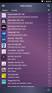 Radio Greece - Radio FM Greece