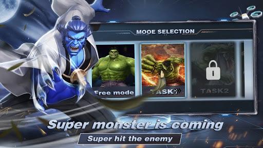 Super City Hero:Crime City Battle 22 screenshots 2
