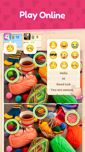 Find Differences Online - 5 Differences 1.2.9 screenshots 2
