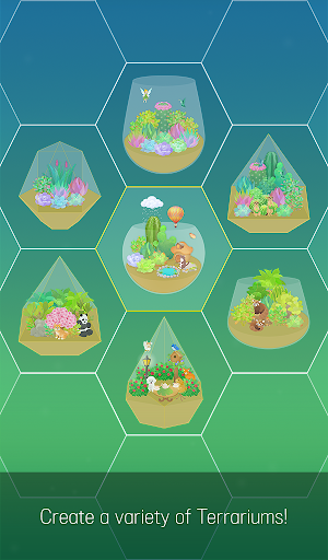 My Little Terrarium - Garden Idle apktram screenshots 18