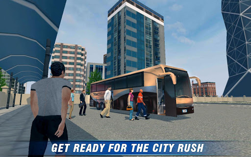 City Bus Coach SIM 2 2.1 screenshots 1