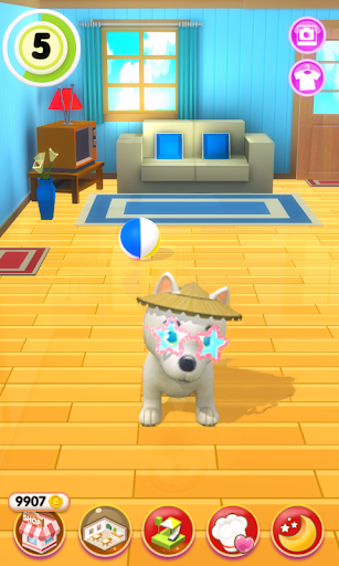 My Talking Puppy android2mod screenshots 1
