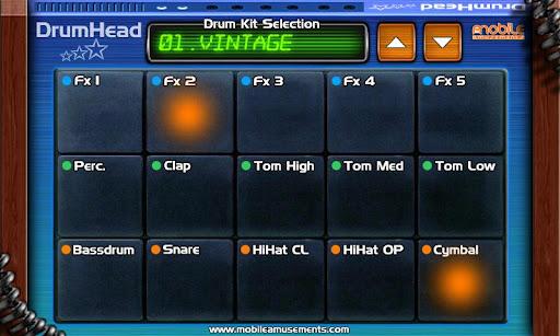 drumhead free screenshot 2