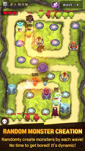 RMD : Random Monster Defense  screenshots 8