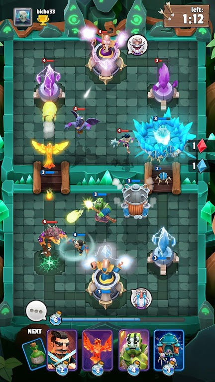 Clash of Wizards poster 11