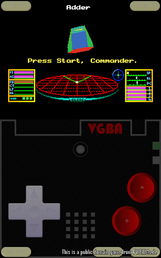 VGBAnext - Universal Console Emulator apkdebit screenshots 18