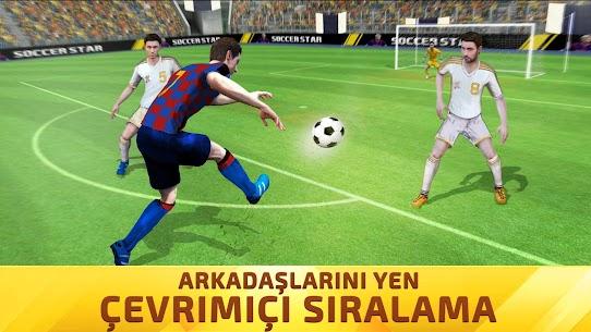 Soccer Star 2021 Top Leagues  Türk Futbol oyunu! Apk Güncel 2021** 4