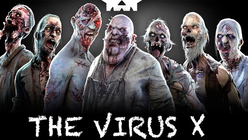 The Virus X - Scary Horror Escape Game apkpoly screenshots 15