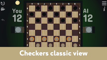 Checkers for 2 player in 3D. Drafts & dama - 2021