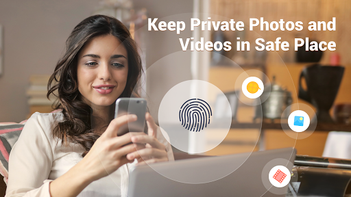 supervault - hide private photos & videos screenshot 1