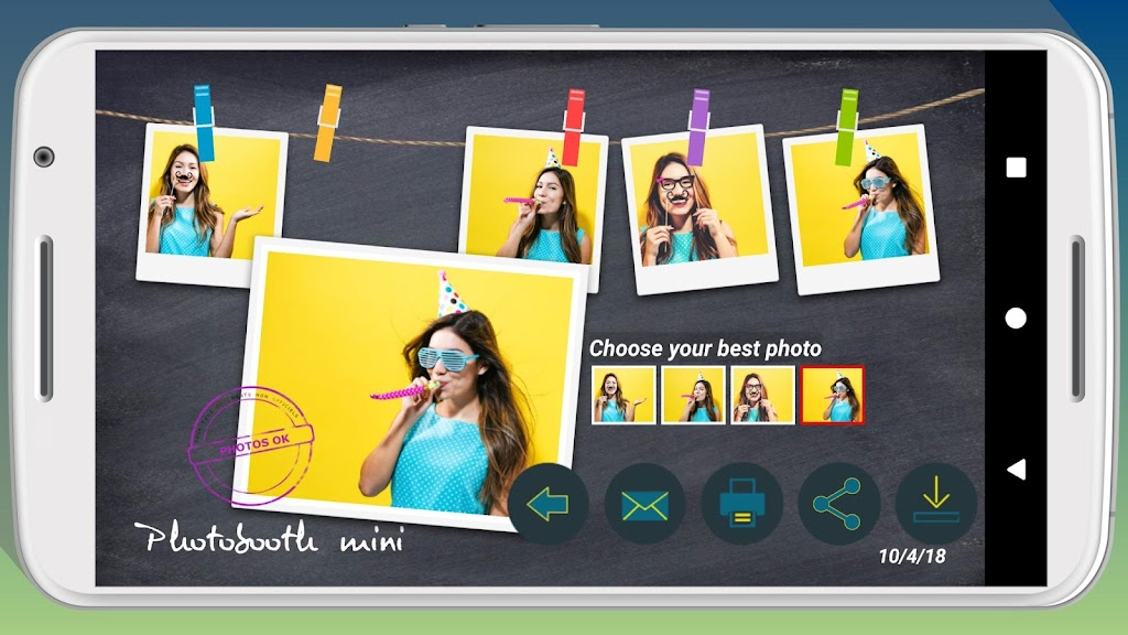 Photobooth mini FULL  poster 5