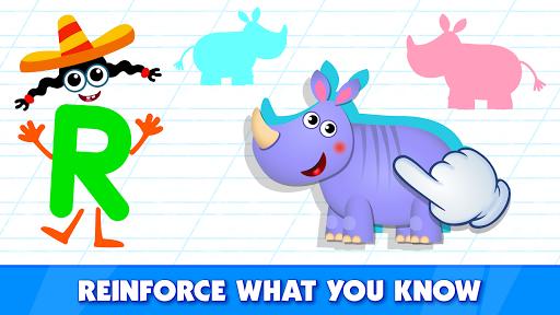 Bini Super ABC! Preschool Learning Games for Kids!  screenshots 5