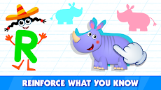 Bini Super ABC! Preschool Learning Games for Kids!のおすすめ画像5