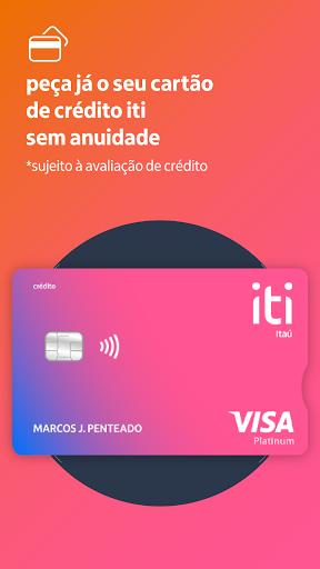 iti Itau00fa: seu banco digital android2mod screenshots 3
