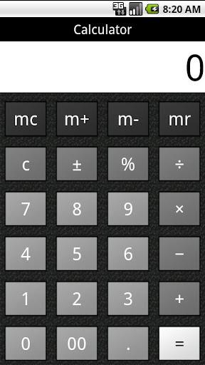 Calculator  screenshots 4
