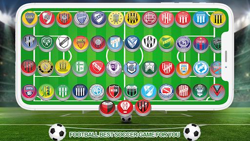 Superliga Argentina juego 2.0 screenshots 2
