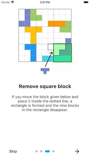 Blockdoku - Combination of Sudoku and Block Puzzle screenshots 5