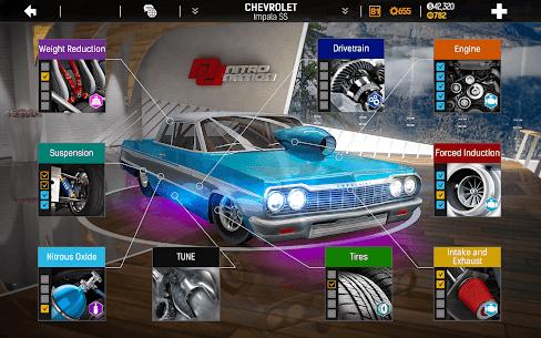 Nitro Nation Drag Drift Apk & Drift Car Racing  **SON GÜNCEL 2021** 19