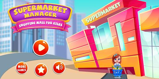 Supermarket Manager – Shopping Mall for Girls 1.1 screenshots 1