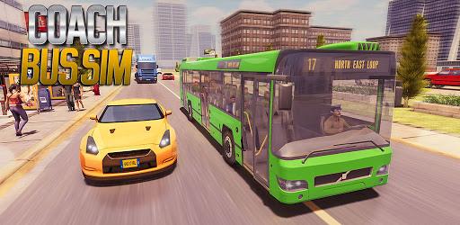 Coach Bus Driving Ultimate Simulator- Bus Games 3D .APK Preview 0