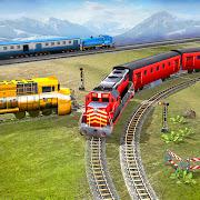 New Train Racing Game 2021 –Offline Train Games 3D