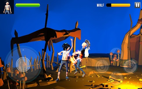 Stickman Street Fighter : Stick Fight War Hack for iOS and Android 4