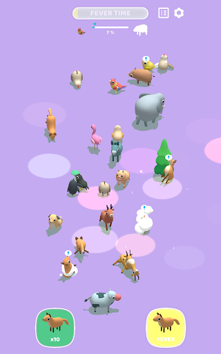 Merge Cute Pet screenshots 14