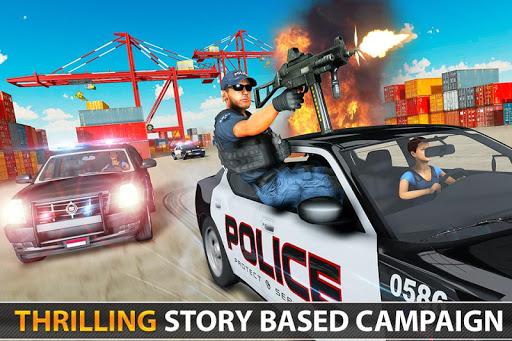 Police Counter Terrorist Shooting - FPS Strike War 6 screenshots 5
