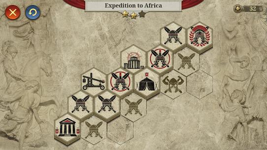 Great Conqueror: Rome MOD APK 1.6.2 (Unlimited Medals) 14