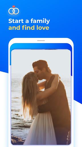 Dating with singles nearby - iHappy apktram screenshots 5