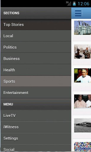 ChannelsTV Mobile for Androids 3.0.1 Screenshots 4