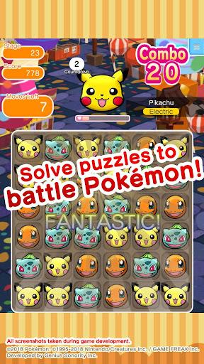 Poku00e9mon Shuffle Mobile 1.13.0 Screenshots 2