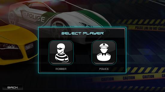 Police Chase -Death Race Speed Car Shooting Racing Screenshot