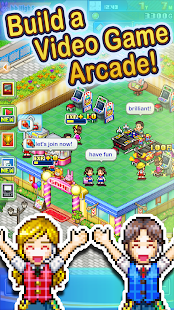 Pocket Arcade Story DX Screenshot
