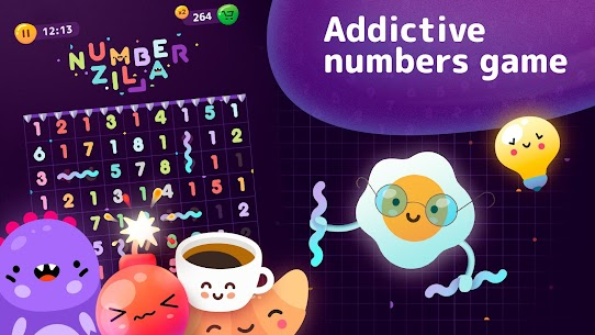 Numberzilla – Number Puzzle | Board Game 7
