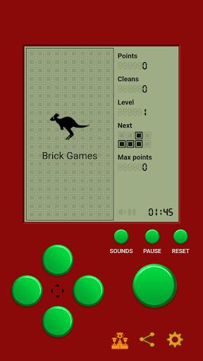 Classic Brick Games screenshots 4