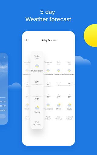 Weather - By Xiaomi modavailable screenshots 4