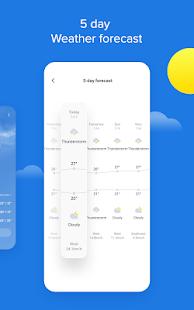 Weather - By Xiaomi G-12.3.6.3 Screenshots 4