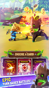 Coin Hero: Magic Legends Mod Apk (Unlimited Money/God Mode) 2