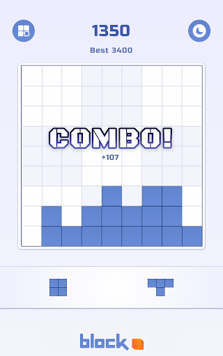 Block Puzzle - Fun Brain Puzzle Games android2mod screenshots 10