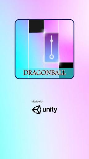 Magic Dragon Ball Super Piano Tiles  Screenshots 1