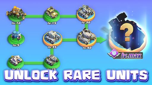 Top War: Battle Game Apkfinish screenshots 6
