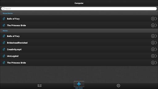 VLC Streamer Free 2.47 (3533) Screenshots 11