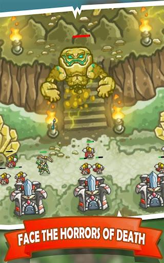 Kingdom Defense 2: Empire Warriors - Tower Defense  Screenshots 3